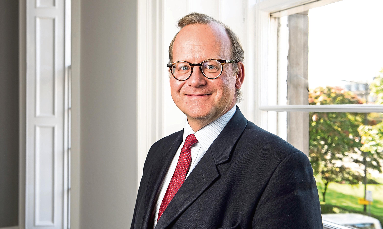 Robert Graham-Campbell, chief executive of Gillespie Macandrew