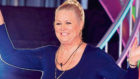 Kim Woodburn, controversial reality TV star.