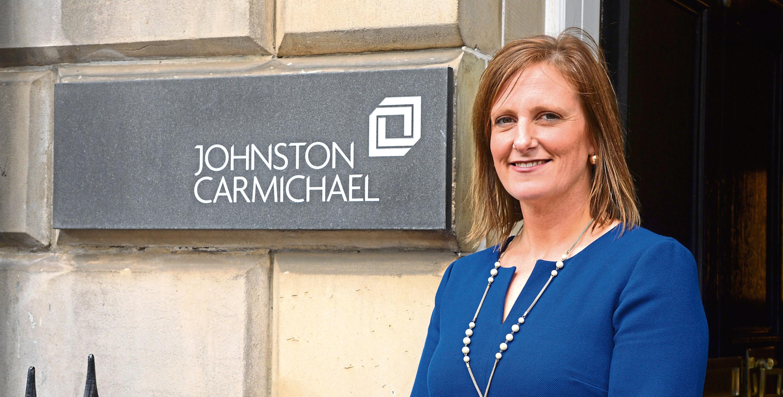 Jenn Stewart, Restructuring Director & Head of Dundee Office, Johnston Carmichael