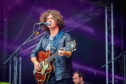 Kyle Falconer at the 3D Festival in Slessor Gardens, Dundee.