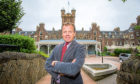 Crieff Hydro chief executive Stephen Leckie