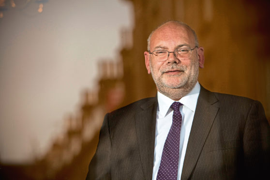 Douglas Weir, chief executive of Strathspey Capital