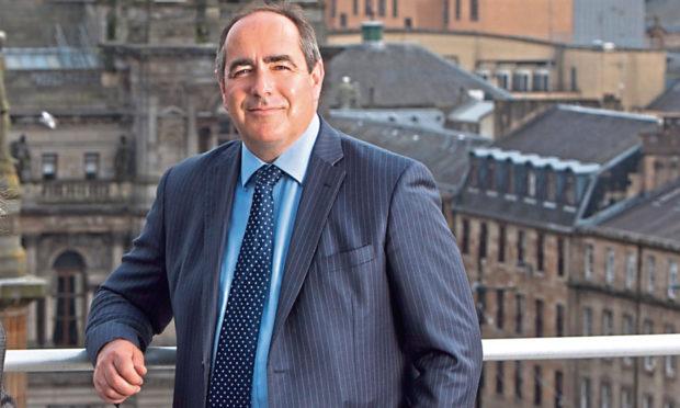 Johnston Clark, Managing Partner of Blackadders