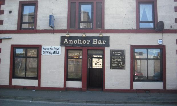 Anchor Bar, Montrose.