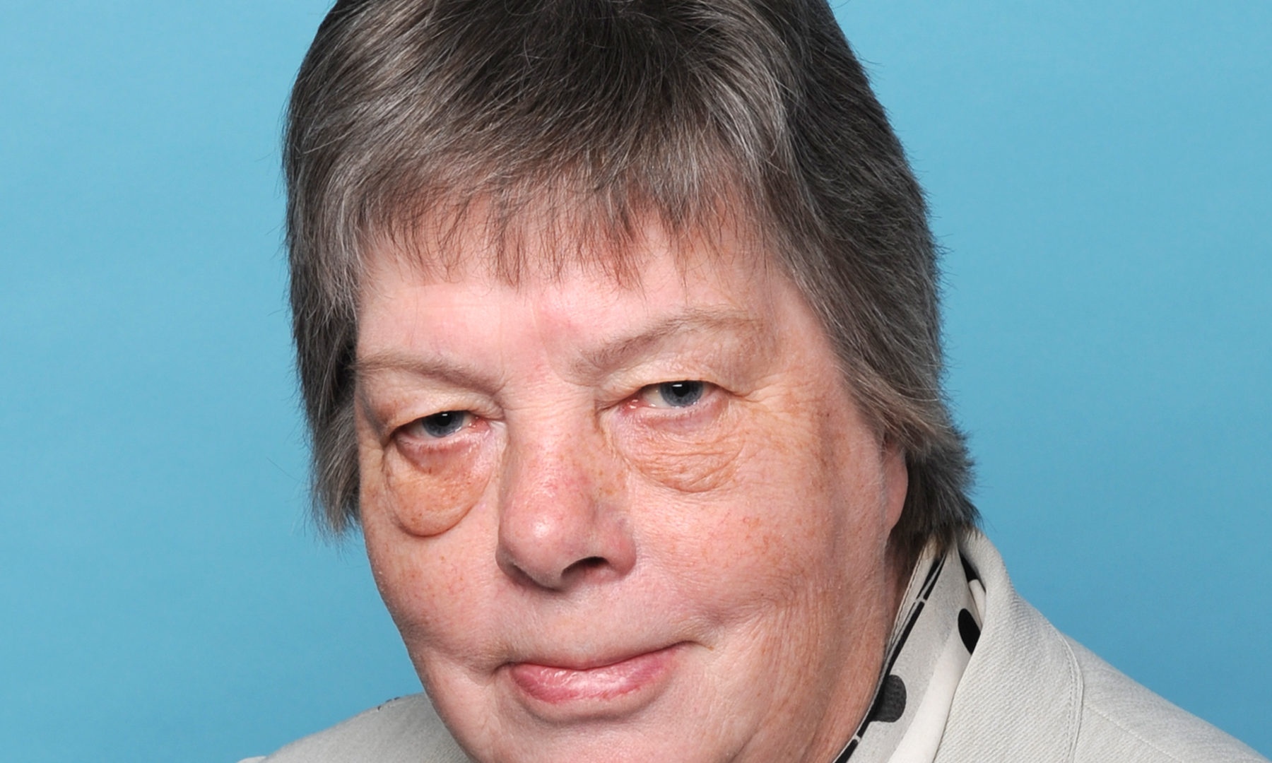Barbara Vaughan died in hospital after the collision.