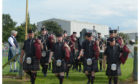 Glenrothes and District Pipe Band