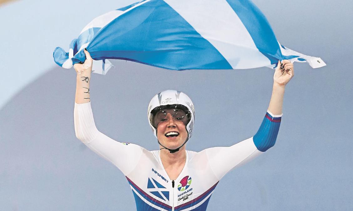 Olympic champion Katie Archibald MBE