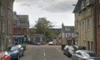Cross Street, Callander (stock image).