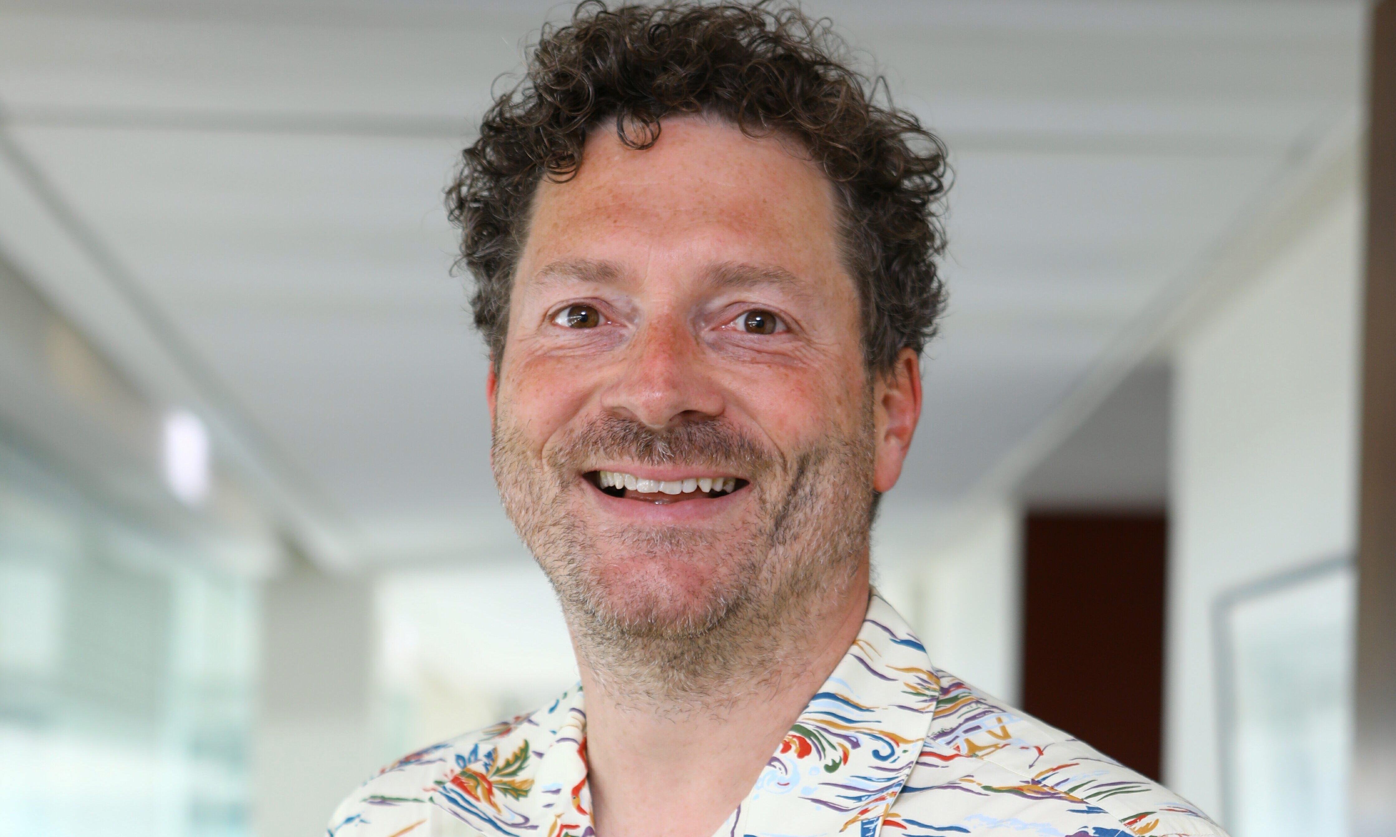 Chris van der Kuyl