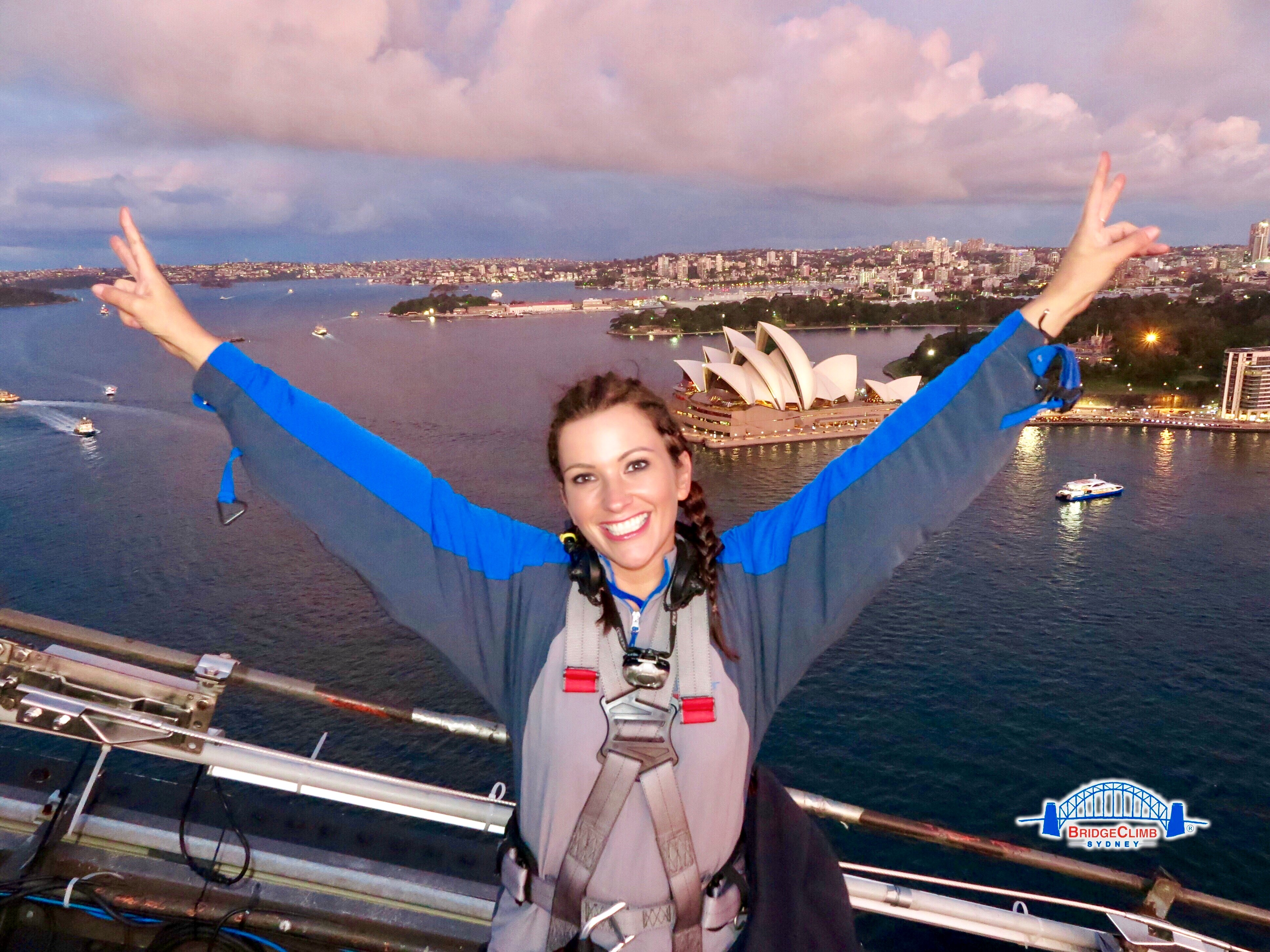 Elaine Harris in Sydney.