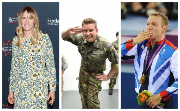 Edith Bowman, Greg McHugh and Sir Chris Hoy will be among the familiar faces on stage at the Alhambra.