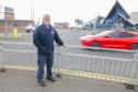 "Arbroath RNLI operations manager Alex Smith has branded the A92 plan ""ridiculous""."
