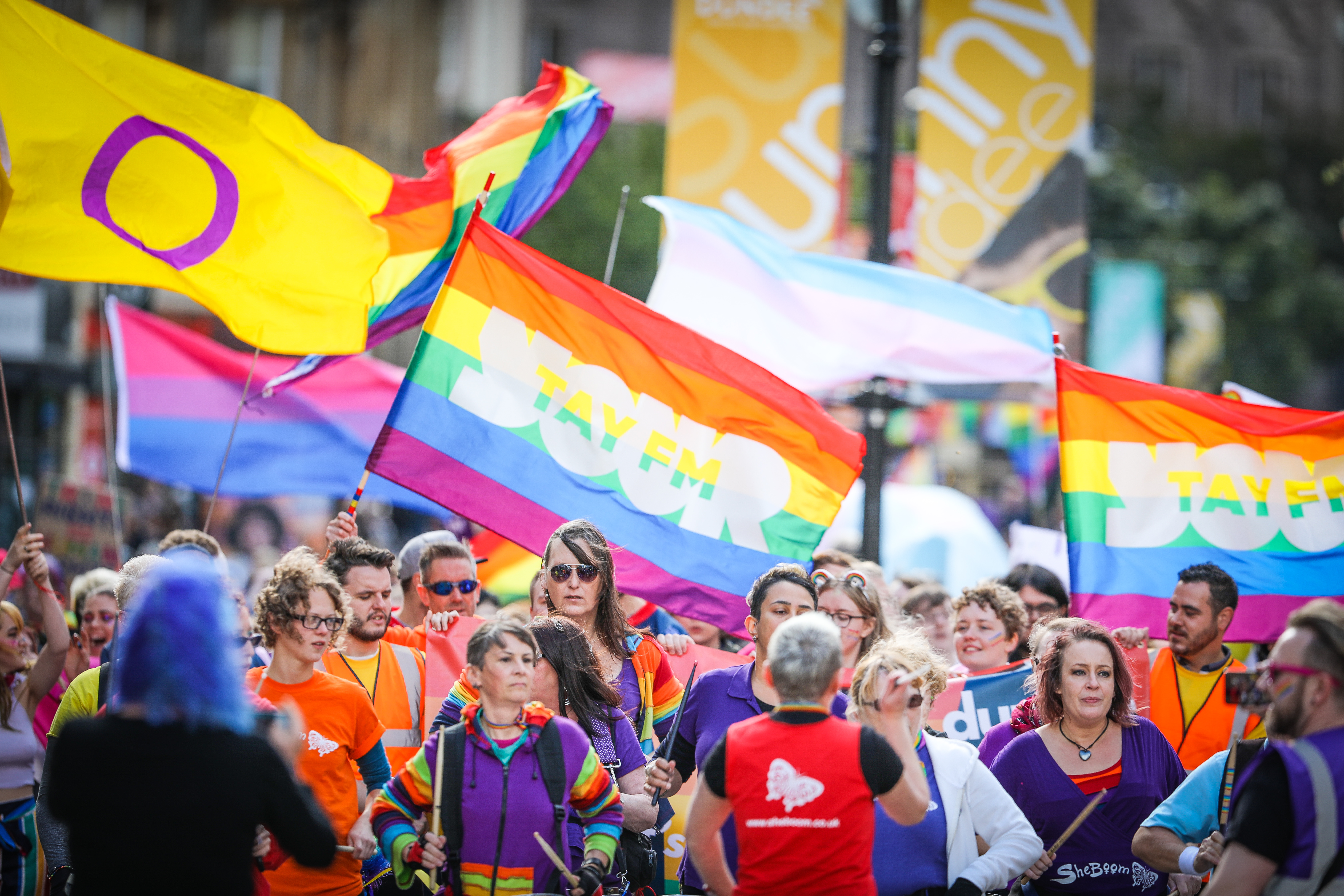 The event this Sunday comes just a few weeks before Dundee Pride, which was held for the first time last year