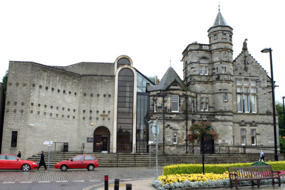 The 19-year-old is due to appear at Kirkcaldy Sheriff Court on Thursday