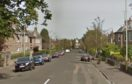 Lammerton Terrace, Dundee (stock image).