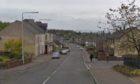 Main Street, Kelty (stock image).