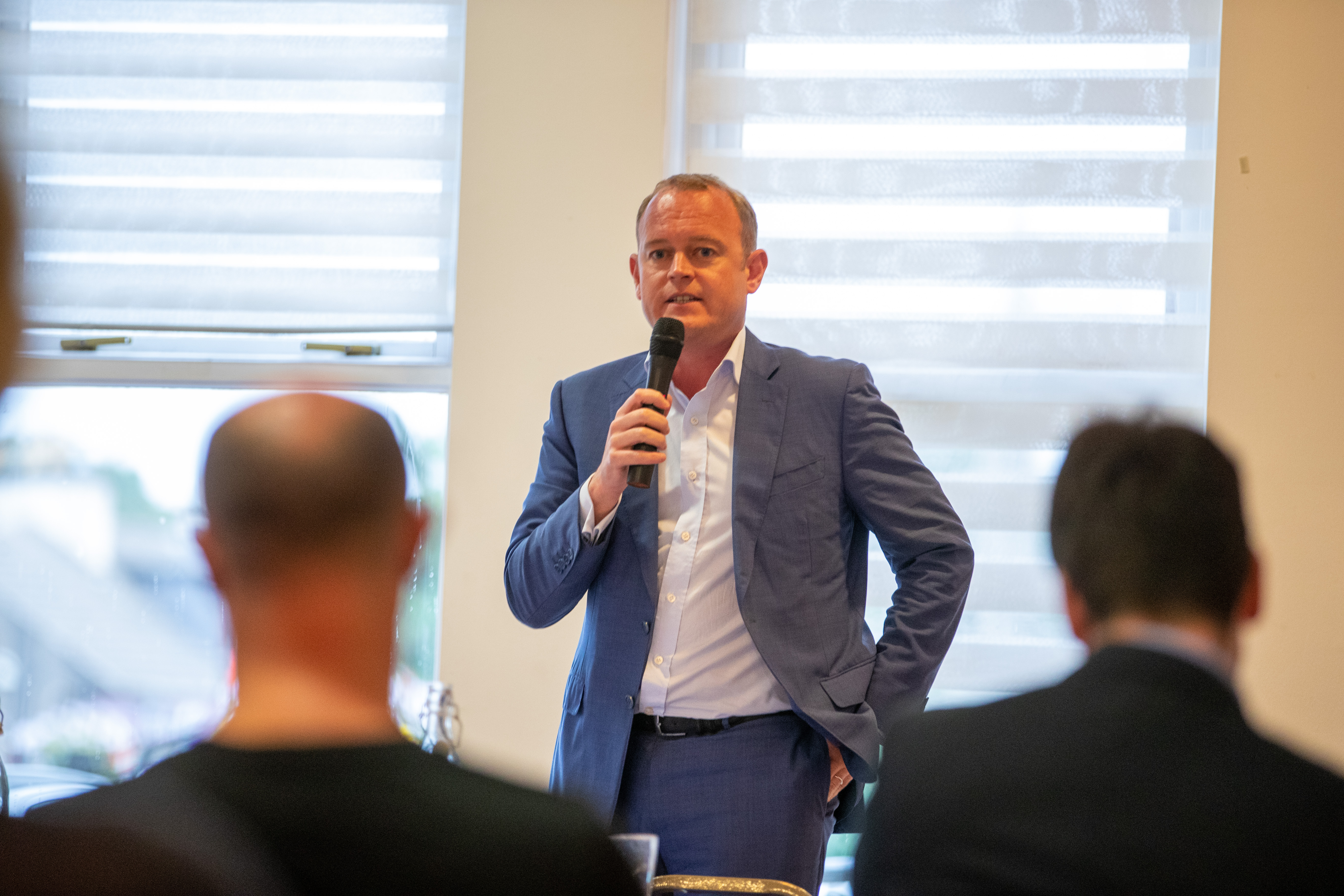 ScotRail chief executive Alex Hynes.