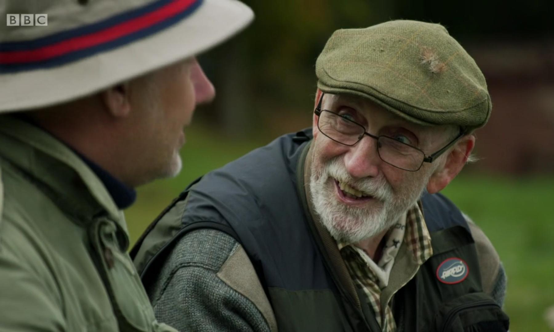 Bob Mortimer chats with John Moses