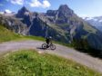E-cycling is a fantastic way to see the Swiss Alps.