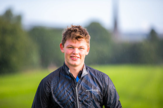 Olly Niven-Smith (Oliver) will be cycling from Paris to Milan to raise money for charity.