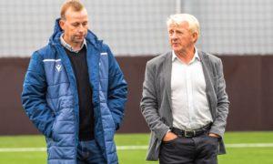 Dundee academy players could restart training next week despite coaching redundancies
