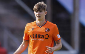 Scott Banks' big move is an example for young players at Dundee United