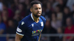 RAB DOUGLAS: Kane Hemmings will be a hard man for Dundee to replace and Harry MacLean has a point