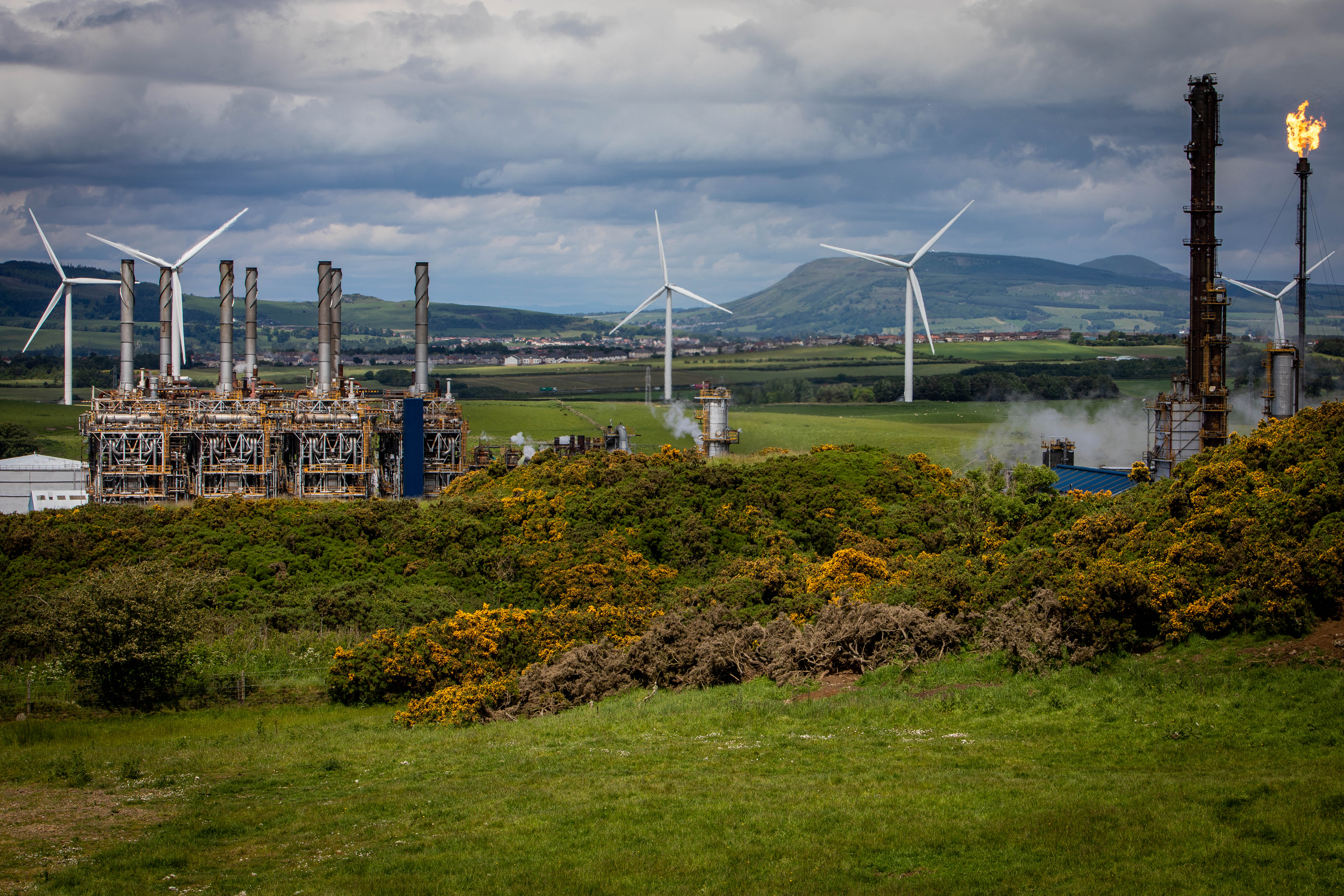 Shell to flare at its NGL plant in Fife.
