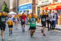 The Tattie Run on Super Saturday