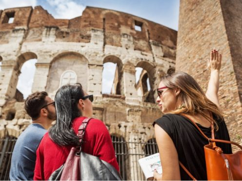 Guided Tour - Rome