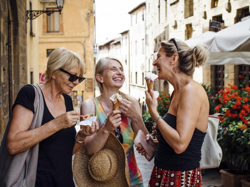 Meet like-minded travellers