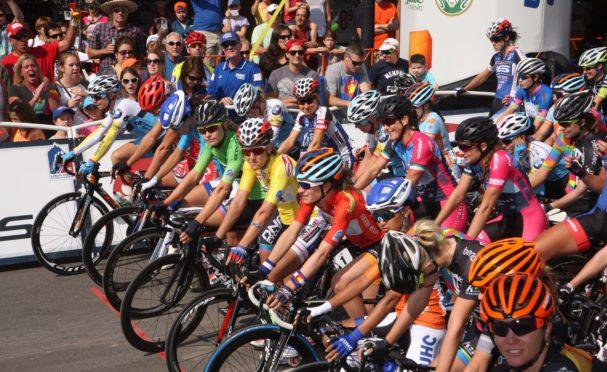 Women's Tour of Scotland.