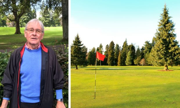 Camperdown golf pro Roddy Brown has hit out at the plans to close the course.