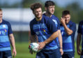 Duncan Taylor is set to feature for Scotland against Russia.