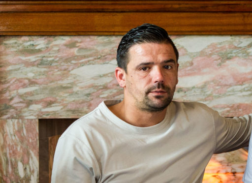 Nacho Novo has spoken out against abuse players have been receiving.