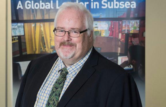 Andy McDonald, head of low carbon at Scottish Enterprise
