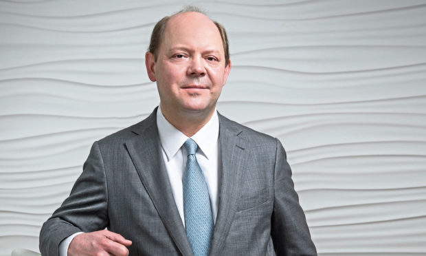 CT Fitzpatrick founder of Vulcan Value Partners, which is a new Alliance Trust fund manager.