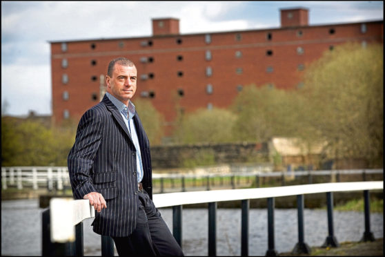Stephen Dunlop, chief executive of Scottish Enterprise