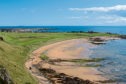 Take a Hike Earlsferry Links and West Bay. Picture:  James Carron