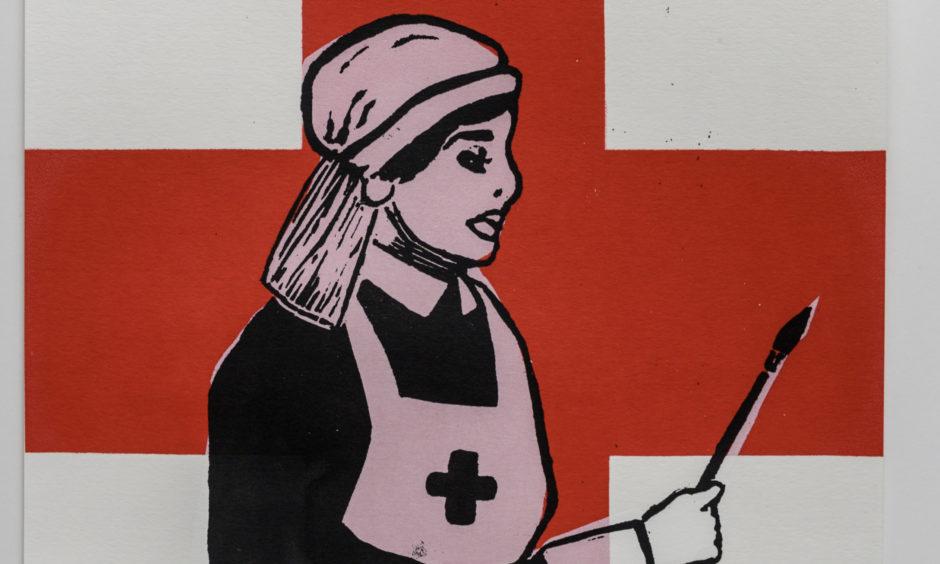 Nurse Mellor of Kirkcaldy