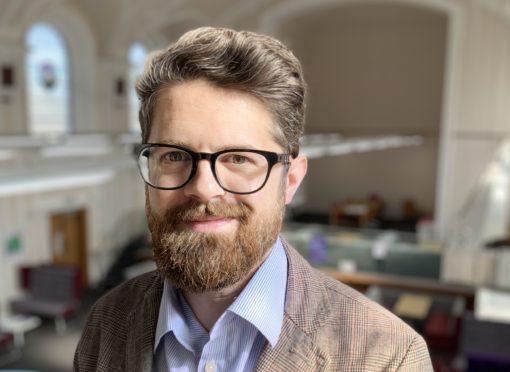 Dr Benjamin Vincent.