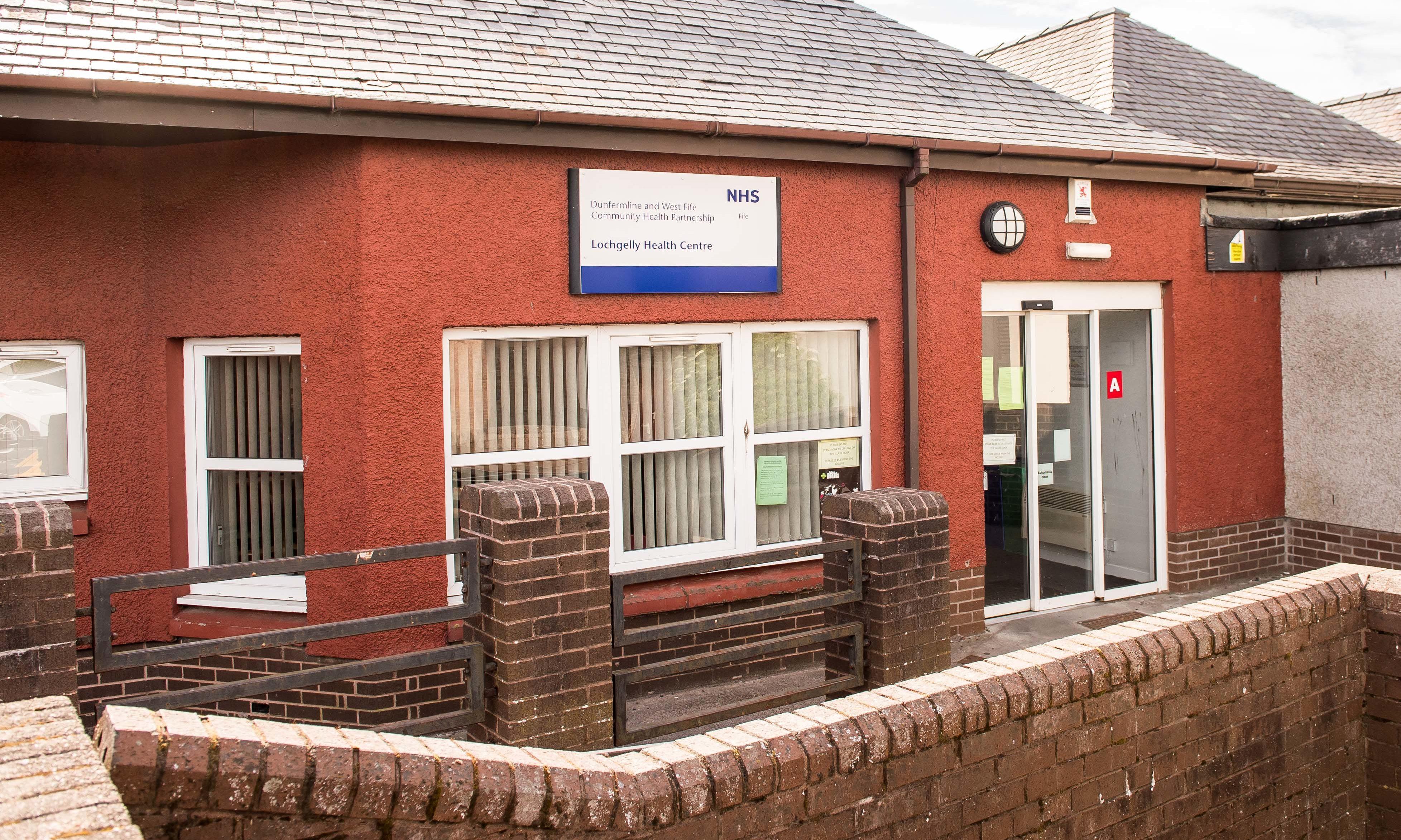 Lochgelly Health Centre  In Pic..........   (c) Wullie Marr Photography