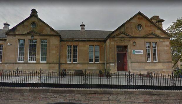 Craigie Primary School, Perth (stock image).