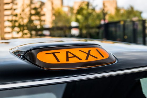 Black cabs could be used to take people with coronavirus symptoms to test centres.