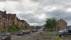 Gallowshade Road, Forfar (stock image).