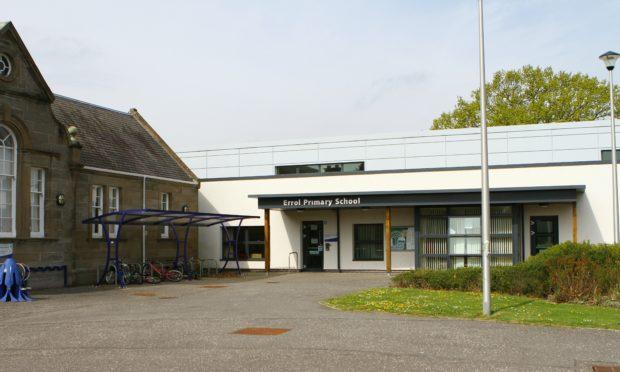 The club is based at Errol Primary school.