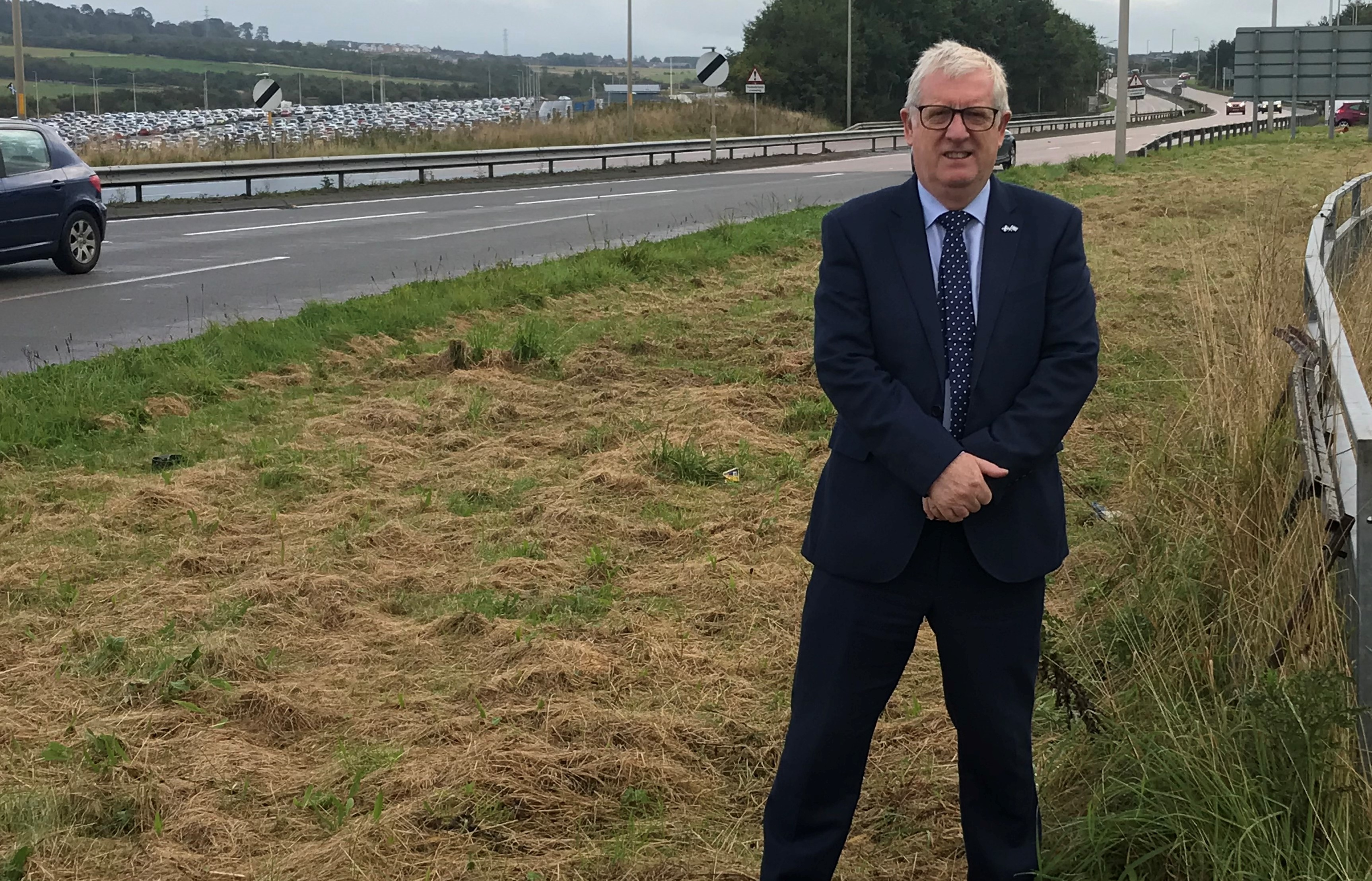Dunfermline SNP MP Douglas Chapman.
