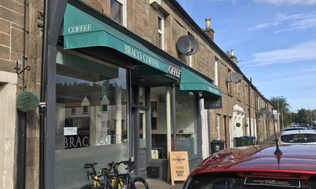 Braco Coffee, Front Street, Braco