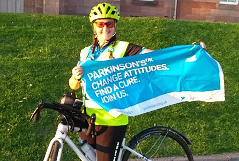 Brave Fife gran Janet Kerr is 40 weeks into her 50 week mega challenge.