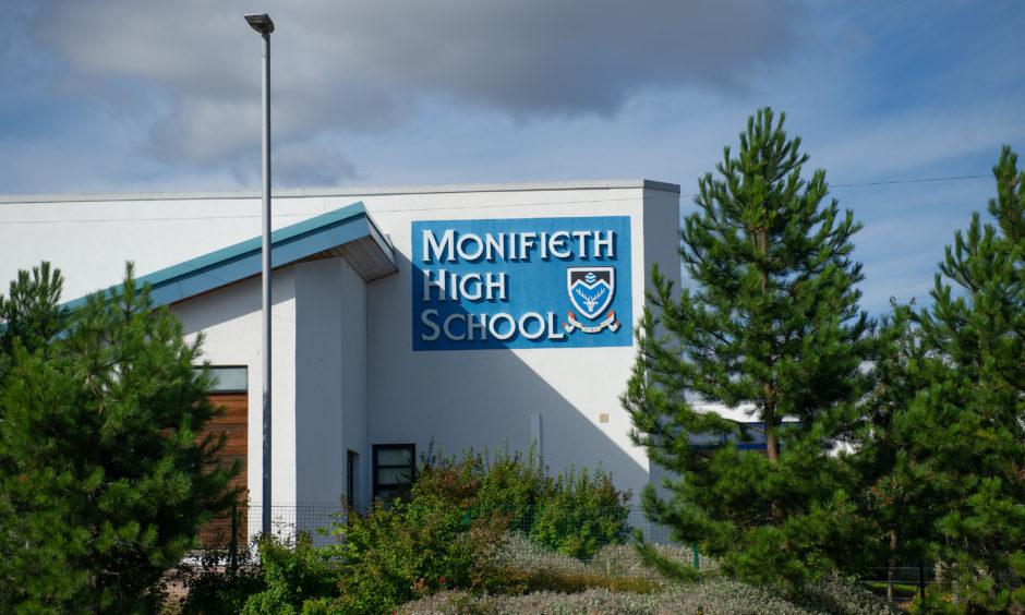 Monifieth High School
